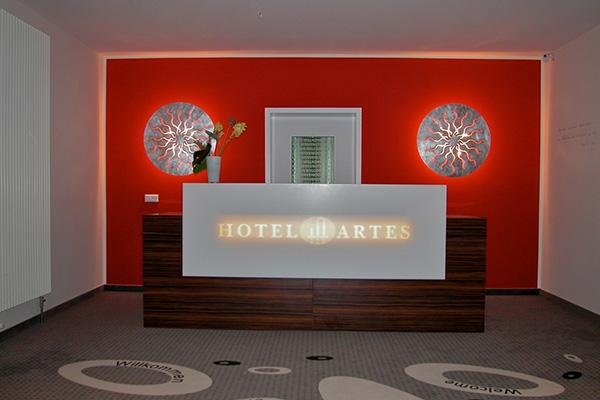 Hotel Artes Chemnitz 001